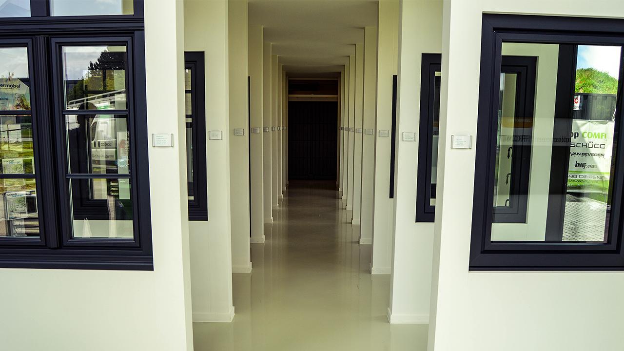 GW toonzaal interieur